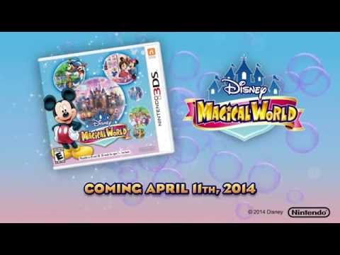 Disney Magical World - Official Game Features Trailer