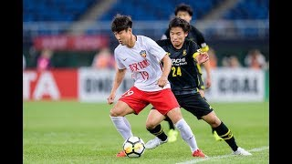 Tianjin Quanjian 3-2 Kashiwa Reysol (AFC Champions League 2018: Group Stage)