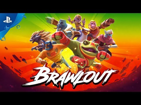 Brawlout Video Screenshot 2