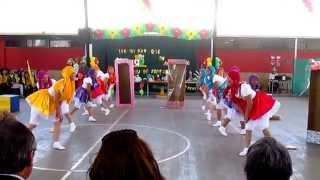 Baile de Muñecas, colegio Ciudad de Frankfort