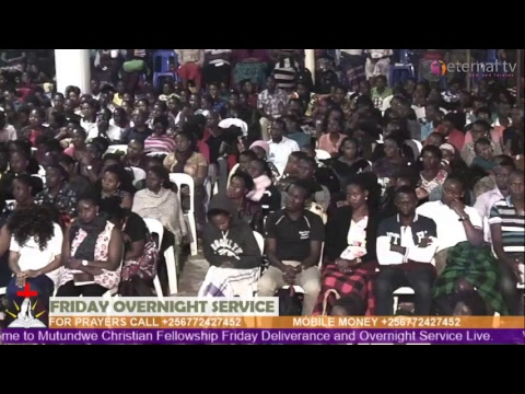 MCF Overnight Service - Live (21st-September 2018) with Ps Tom Mugerwa