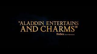 "Disney's Aladdin - ""New Trust Review"" TV Spot"