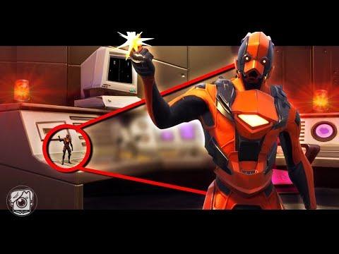 VERTEX SECRET POWER *NEW SKIN* - A Fortnite Short Film