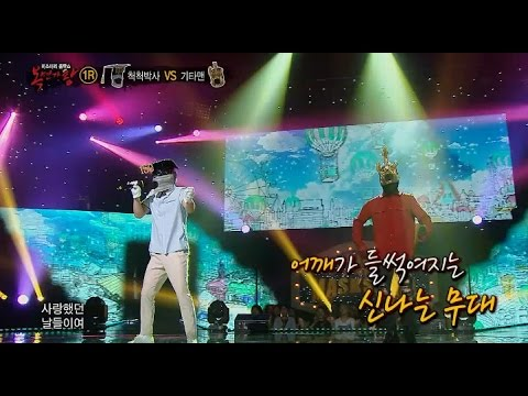 【TVPP】 Chen(EXO) - Passionate Goodbye, 첸(엑소) - 뜨거운 안녕 @King of Masked Singer