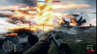 Battlefield 1 - Zeppelin bug