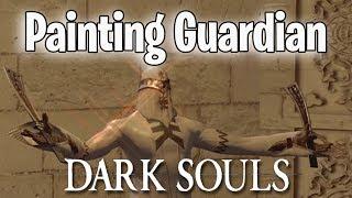 Painting Guardian Trolling - Dark Souls Remastered