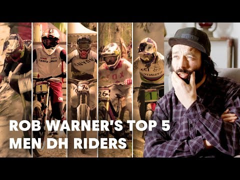 UCI MTB 2018: Rob Warners Top 5 Men DH riders to watch this season.