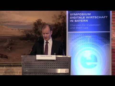 Vortrag: Dietmar Koesling über die digitale Wirtschaft in Deutschland