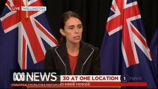 'We utterly reject and condemn' the shooters, says New Zealand PM Jacinda Ardern | ABC News