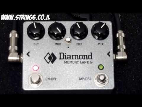 Diamond Pedals MLNJr Memory Lane Junior Delay