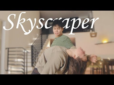 Sean and Kaycee - Skyscraper | D-trix Choreography