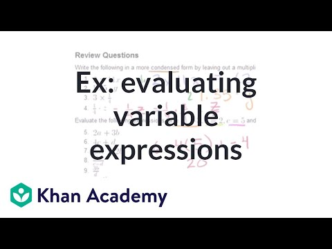 Evaluate Polynomial Expressions | CK-12 Foundation