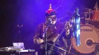 Ajinai - Shaman - Live at WOMEX 2014