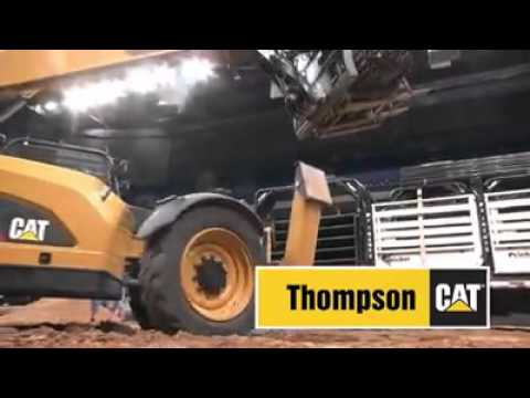 Professional Bull Riding and Thompson Machinery - Building an Arena