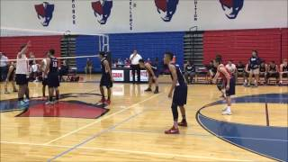 Geraldo Junior Year volleyball mixtape