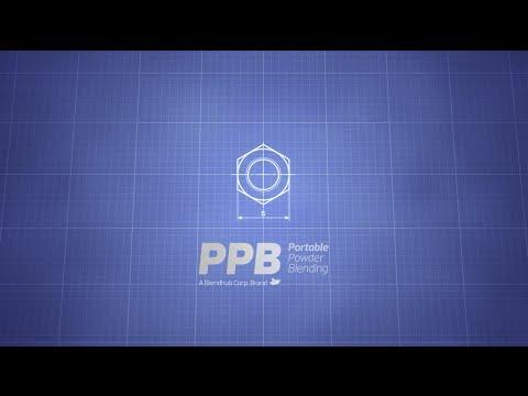 Portable Powder Blending