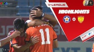 Highlights   SHB Đà Nẵng - Thanh Hóa   Bi kịch phút bù giờ   VPF Media