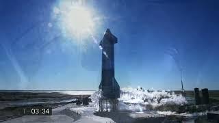 Starship | SN8 | High-Altitude Flight Test