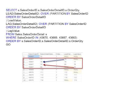 SQL Server 2012 Features