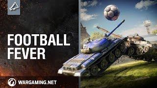 World of Tanks kicking off tank soccer this summer