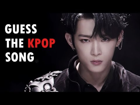 GUESS THE KPOP SONG #3 | CAN YOU GUESS THEM ALL?