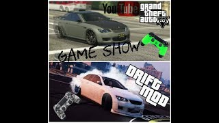 Game Show - Amazing Gta 5 Drifting (PS4) !