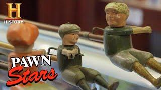 Pawn Stars: Vintage Mini-Golf Gets Asking Price (Season 16)   History