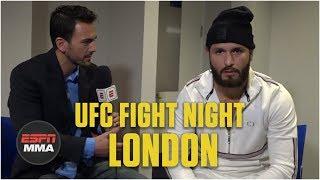 Jorge Masvidal: I gave Leon Edwards a '3 piece with the soda'   UFC Fight Night   ESPN MMA