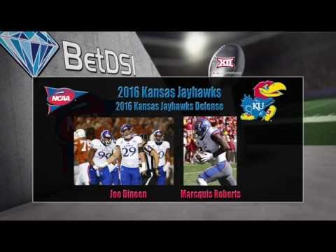 2016 NCAA Betting | Kansas Jayhawks Team Preview and Odds