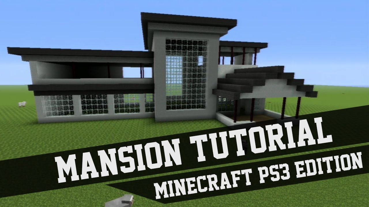 Minecraft Mansion Seed Ps3 – HD Wallpapers