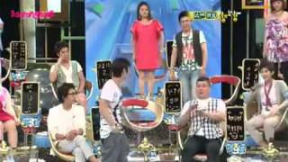 [Eng sub turn on CC] Funny Strong Heart  Siwon, Donghae and Lee Seung Gi