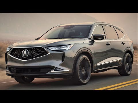 2022 Model Acura MDX Advance – Teknik ve Özellikleri