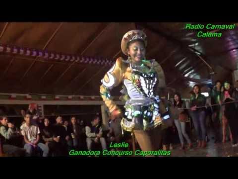 Leslie ganadora caporalitas