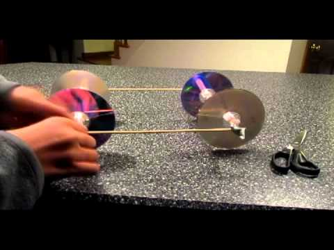 How To Build A Balloon Car Youtube