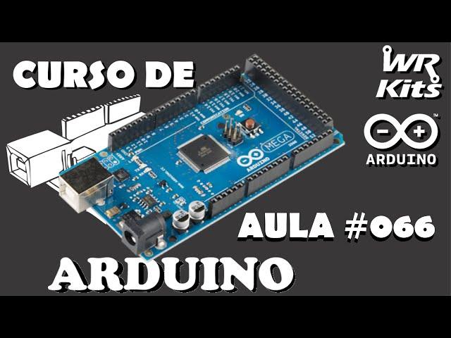 HARDWARE DO ARDUINO MEGA | Curso de Arduino #066