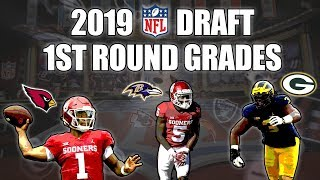 Grades For Every 1st Round Pick In The 2019 NFL Draft
