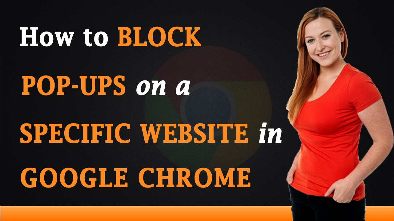 how to stop pop up surveys on google chrome how to block pop ups on a specific websites in google 733