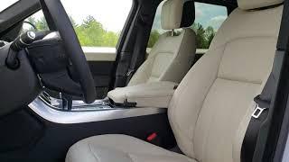 2019 Land Rover Range Rover Sport Fletcher, Hendersonville, Waynesville, Marion, Asheville, FL KA850