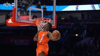 Zion Williamson & Ja Morant Put on a Dunk Contest During Last Minute of 2020 NBA Rising Stars Game