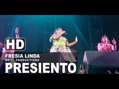 PRESIENTO Fresia Linda Concierto 2015 HD