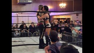 Tessa Blanchard vs. Mercedes Martinez - Longest Women's Wrestling Match of All Time