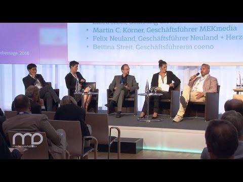 Diskussion: Anforderungen an Marken für erfolgreichen TV-App-Auftritt
