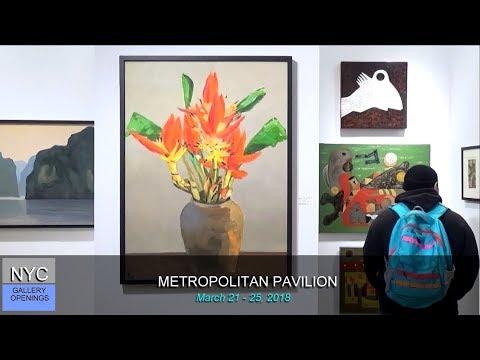 AFFORDABLE ART FAIR 2018 - Part 2