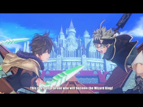 Black Clover: Quartet Knights Video Screenshot 1