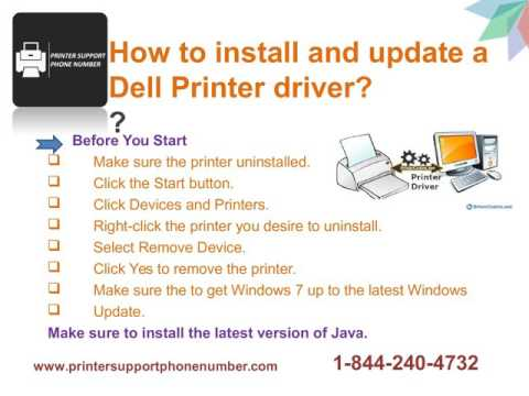 How to install Dell Printer Driver?