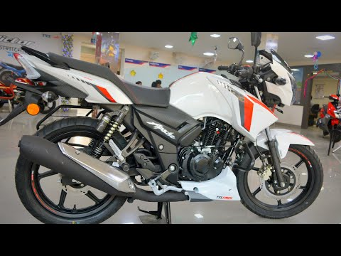 video TVS Apache RTR 160