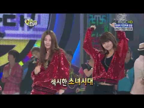 [HD] SNSD+SUJU+2PM+After School+BEAST+MBLAQ - Free Dance Battle