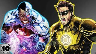 Top 10 Justice League Super Powers No One Understands