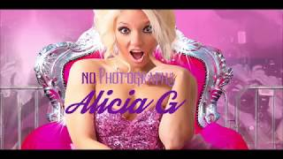 Alicia G - No Photographs Lyric Video