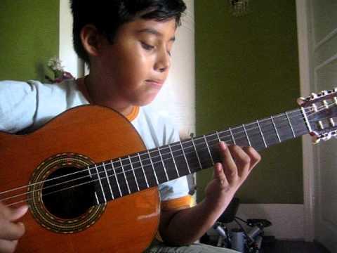 clases de guitarra - vals peruano Juanita